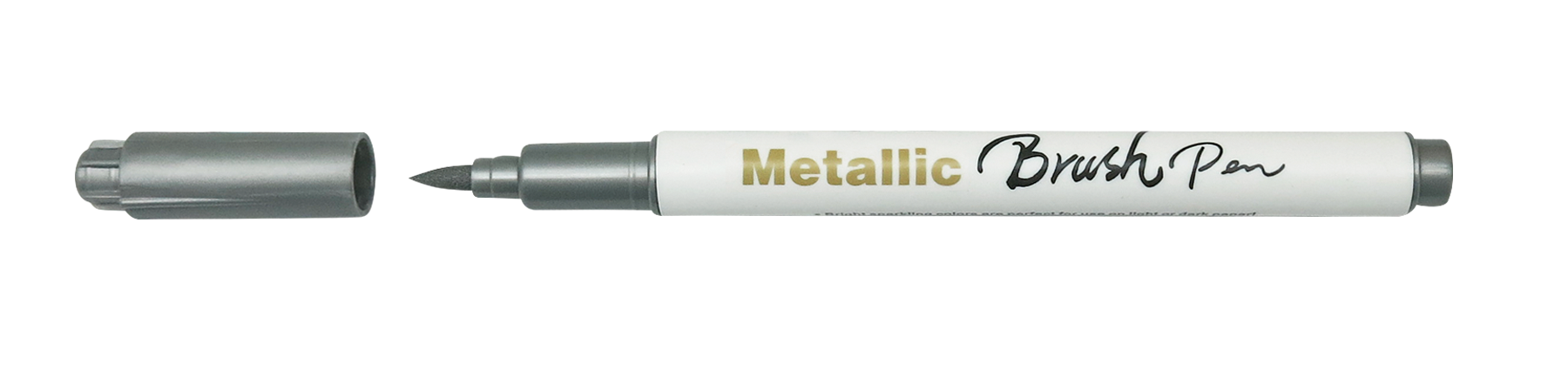 ES0293 Metallic Brush Pen