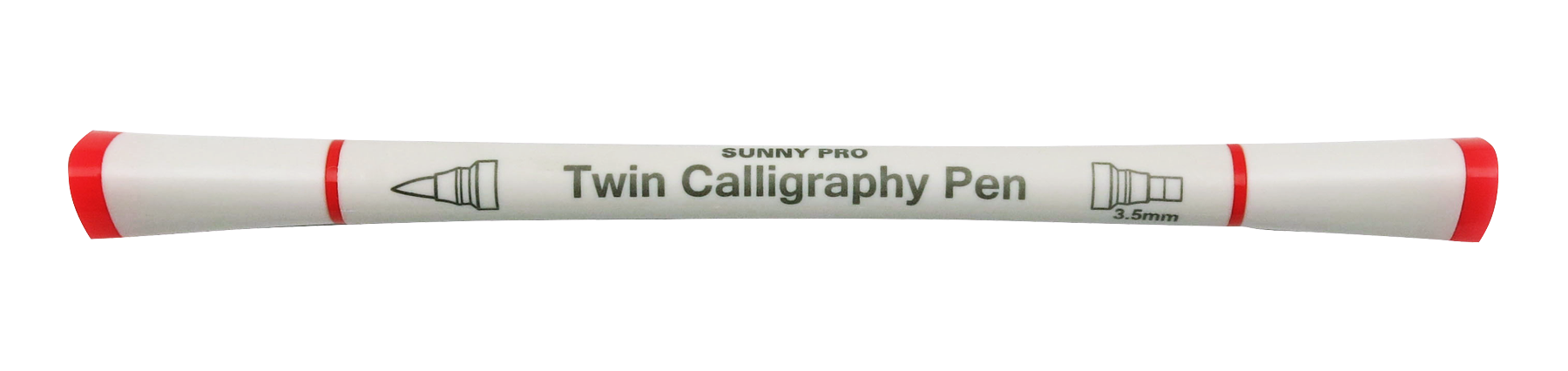 EM6683 Two ends Calligraphy Pen
