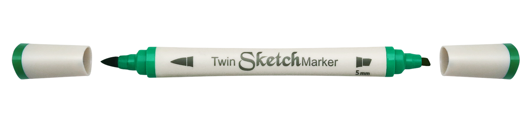 EM6725 Double Tips Sketch Marker