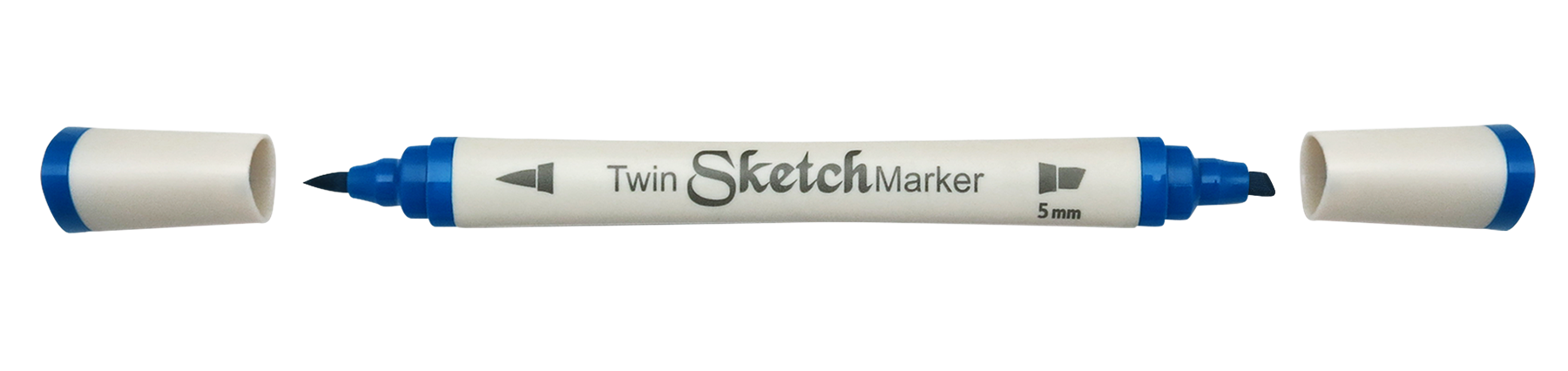 EM6724 Dual ends Alcohol Sketch Marker